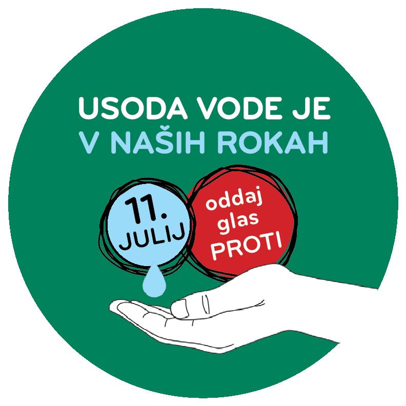 11. julija na referendumu glasuj PROTI